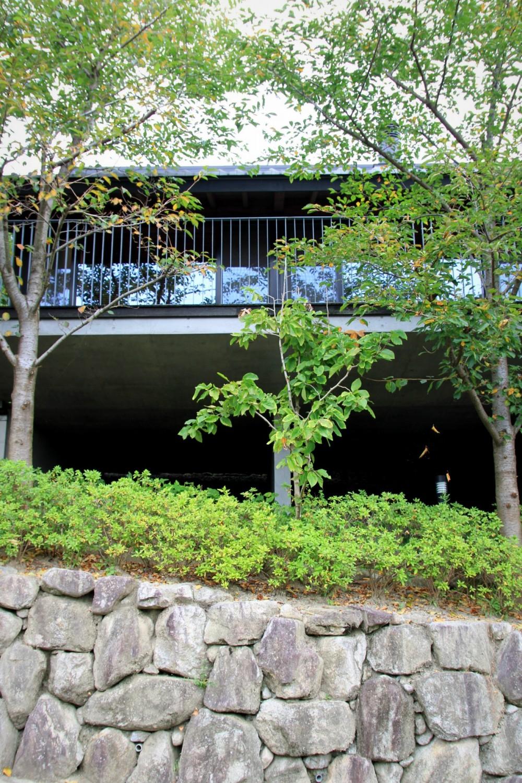 雷山の別荘 絶景を楽しめる和モダンの別荘 (建物外観)