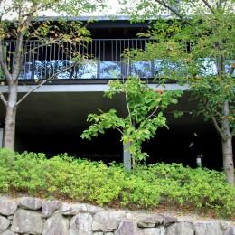 建物外観 (雷山の別荘 絶景を楽しめる和モダンの別荘)