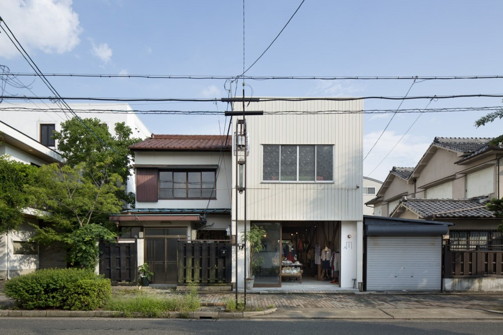 Renovation in Nekogahora (外観)