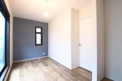 子供部屋 (L型キッチンがご自宅の中心に。家族で囲むゆったり団らんスペース)