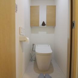 広いシューズインクローゼット (トイレ)