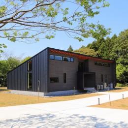 佐倉の週末住宅 子育て世代の自然の中の週末住宅