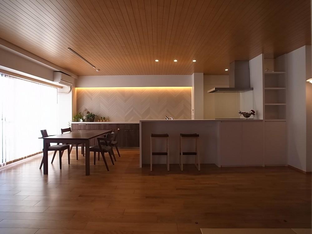 森本敦志建築設計事務所「芦屋マンションリフォーム」