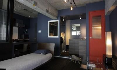 上品ブルックリン風、プライベートルーム