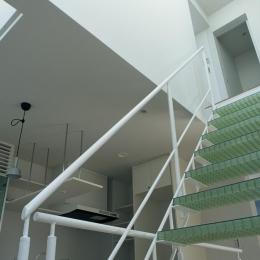 コトノハ舎 (階段スペース)