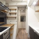 メゾネットソーホーの写真 Ⅱ型キッチン