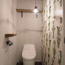 メゾネットソーホーの写真 トイレ