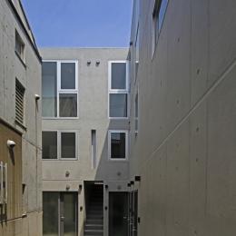建築家 岩間隆司の住宅事例「Octy」