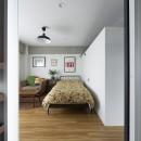 海を望むリラックスヴィンテージの写真 寝室