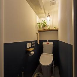 海を望むリラックスヴィンテージ (トイレ)