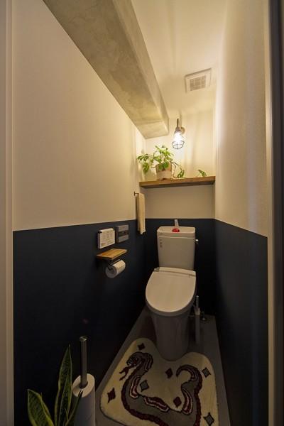 トイレ (海を望むリラックスヴィンテージ)