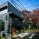 桜町の住宅の写真 南東からのながめ