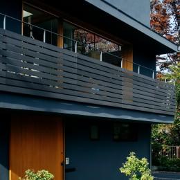 桜町の住宅