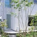 武蔵小金井の家_敷地全体を使いこなすコンパクトな住まいの写真 外観