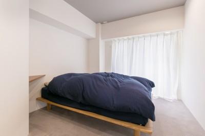 寝室 (pillar~リノベーションするなら、古くて変わった形の物件が面白い~)