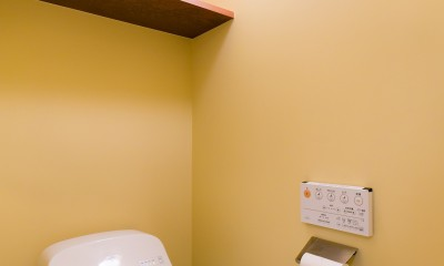 pillar~リノベーションするなら、古くて変わった形の物件が面白い~ (トイレ)