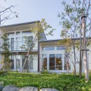 3-BOX 1800万円の家の写真 南側外観