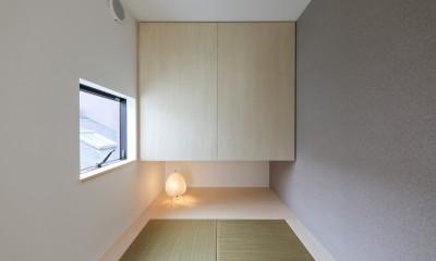 仙台のハコノオウチ (小さな和室)