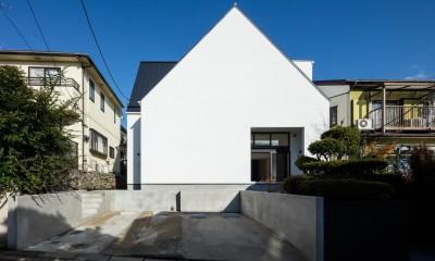 猫と住む家 横浜の二世帯住宅OUCHI-40