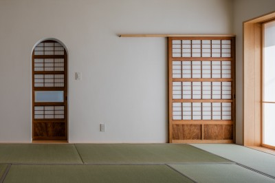 和室 (時を紡ぐ家)