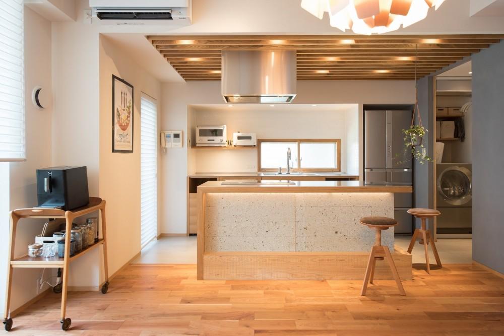 豊島区Wさんの家 (キッチン)