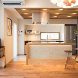 Wさんの家 (キッチン)