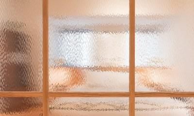 豊島区Wさんの家 (揺らぎのガラス)