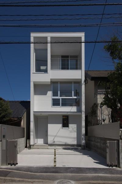 外観 (House Imagawa)