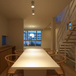 House Imagawa (リビング)