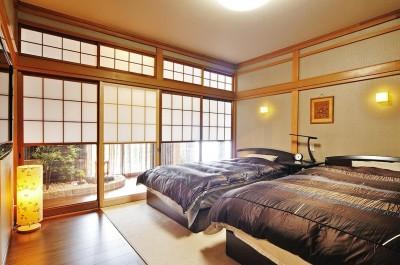 寝室 (これからの30年を楽しむ家)