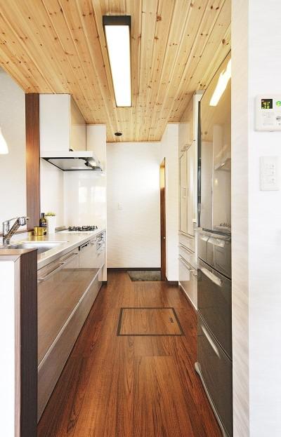 キッチン (これからの30年を楽しむ家)