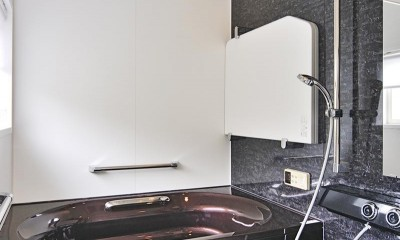 これからの30年を楽しむ家 (浴室)