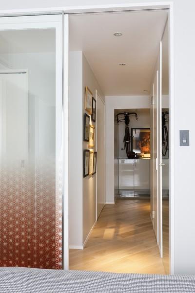 廊下 (VOL-リフォーム済みの物件。ちょっとのリノベでもっと心地よい空間に)