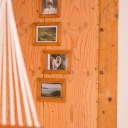 【継承リノベーション】想い出BOX~おじいさまから譲り受けた木造の家、思い出を繋いでいく住まい~ (インテリア)