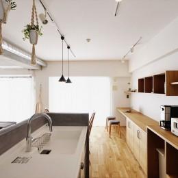 ツナガル形 ツナガル想い (キッチン)