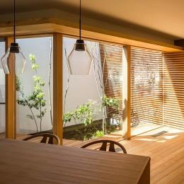 elnath/平面的、立体的な斜めの壁によって構成された空間を考えてみる。