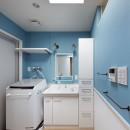一級建築士事務所アトリエmの住宅事例「築80年の長屋を「碧の家 」に」