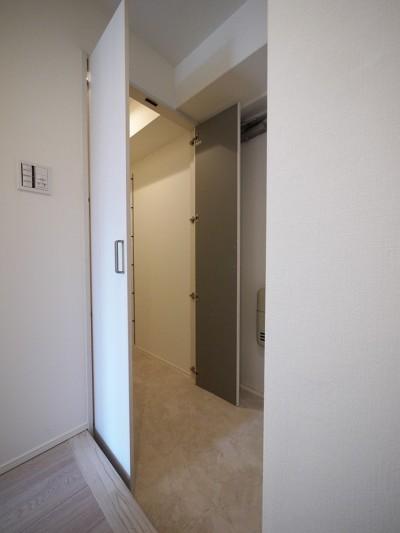 玄関 (SICのある玄関)