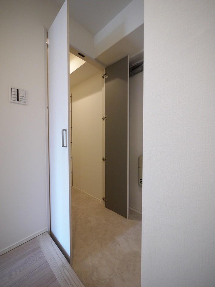 SICのある玄関 (玄関)