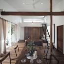 ラ・カーサの住宅事例「リゾートのくつろぎがある家」