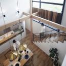 ラ・カーサの住宅事例「マンガ室のある家」