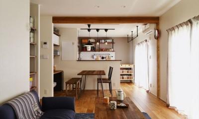 生まれ変わったアパートメント