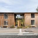 武保 学の住宅事例「two house」
