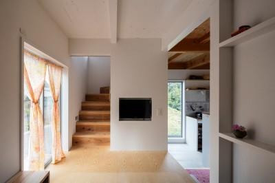 two house (小間(小上がりスペース))