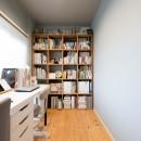 築54年の団地リノベの写真 書斎