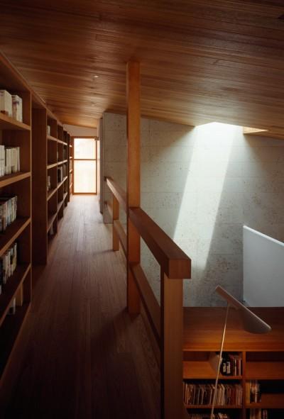 廊下 (牛久の家)