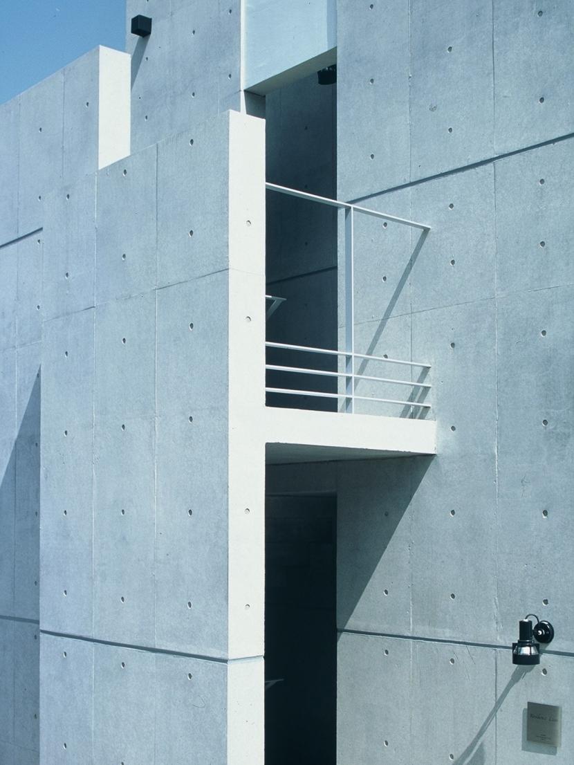 Residence LILASの写真 昼間の外観・ディテール