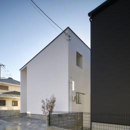 外観 (梅田町の家 | House in Umeda)