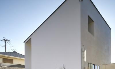 梅田町の家 | House in Umeda (外観)