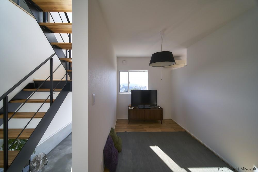 梅田町の家 | House in Umeda (フリースペース)